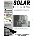 Free SOLAR ELECTRIC CATALOG & DESIGN PLANNER